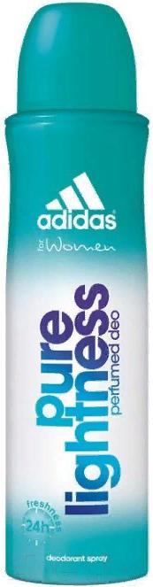 Купить Дезодорант-спрей Adidas, Pure Lightness (75мл), Испания