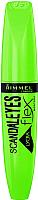 Тушь для ресниц Rimmel Scandaleyes Lycra Flex Mascara (тон 001, 12мл) -