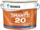 Краска Teknos Timantti 20 PM3 (2.7л, полуматовый прозрачный) -