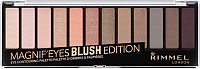 Палетка теней для век Rimmel Magnif'eyes Blush Edition Eye Contouring Palette тон 002 -