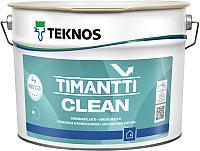 Краска Teknos Timantti Clean PM B1 (9л) -