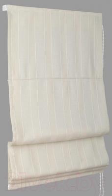 Римская штора Delfa Мини Werona СШД-01М-163/1233 (43x160, экрю)