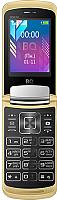 Мобильный телефон BQ Dream Duo BQ-2433 (золото) -
