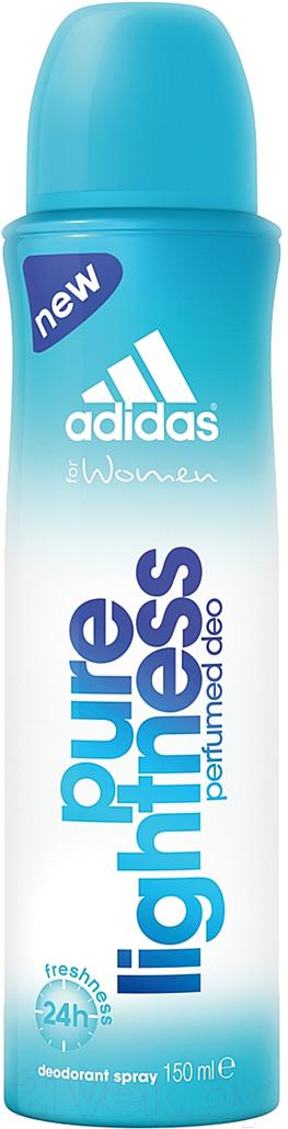 Купить Дезодорант-спрей Adidas, Pure Lightness (150мл), Испания