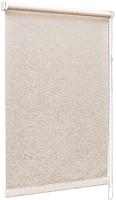 Рулонная штора Delfa Сантайм Жаккард Венеция СРШ-01 МД29502 (95x170, кремовый) -