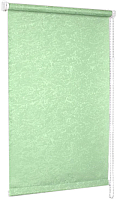 Рулонная штора Delfa Сантайм Жаккард Венеция СРШ-01 МД29503 (62x170, мята) -