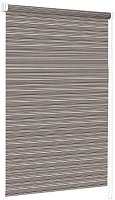 Рулонная штора Delfa Сантайм Маракеш СРШ-01 МД 2315 (52x170, зебрано) -