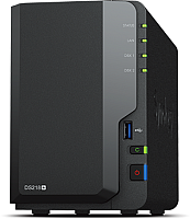 NAS сервер Synology DiskStation DS218+ -