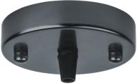 Потолочная база для светильника Navigator 61 736 / NFA-CR01-008 (черный матовый) -