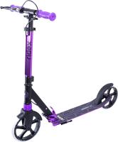 Самокат Ridex Sigma 200мм (черный/фиолетовый) -