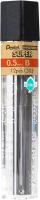 Набор грифелей для карандаша Pentel Super / C505-B (12шт) -