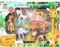 Набор фигурок Dinghua Животные / K520-1 -