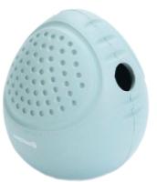 Игрушка для собак Beeztees Снекбол резиновое яйцо / 626753 (зеленый) -
