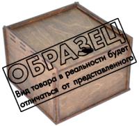 Шкатулка Woodary 2402 (15x15x5) -