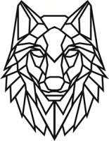 Декор настенный Woodary 2302 (470x345) -
