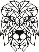 Декор настенный Woodary 2309 (500x380) -