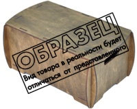 Шкатулка Woodary 2407 (15x15x5) -