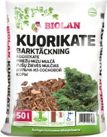 Мульча для растений Biolan Из коры (50л) -