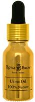 Масло для ресниц Royal Brow Из масла усьмы для бровей и ресниц (15мл) -