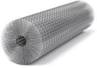 Сетка сварная Kronex 50x25x1.4мм / STK-0352 (рулон 1x25м, оцинкованная) -