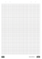Бумага для флипчарта 2x3 58х83см / B01 (30л) -
