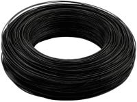 Проволока вязальная Kronex ТО 1мм / PRV-0435 (Бухта 3кг, черный) -