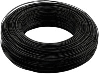 Проволока вязальная Kronex ТО 0.8мм / PRV-0409 (Бухта 1кг, черный) -