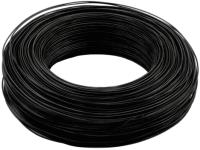 Проволока вязальная Kronex ТО 1мм / PRV-0424 (бухта 1кг, черный) -