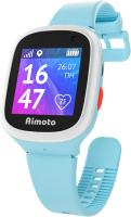 Умные часы детские Aimoto Start 2 / 9900203 (голубой) -