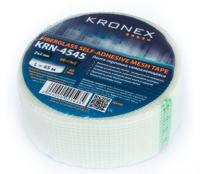 Серпянка Kronex KRN-4545 / 2х2мм (45м, белый) -