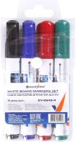 Набор маркеров Darvish Для белой доски / DV-2645-4 -
