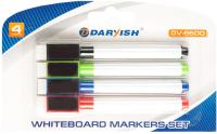 Набор маркеров Darvish Для белой доски / DV-5500 -