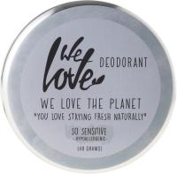 Дезодорант-крем We Love The Planet So Sensitive (48г) -