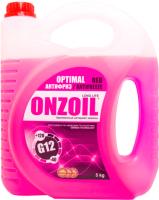 Антифриз Onzoil Red Optimal G12 (5кг, красный) -