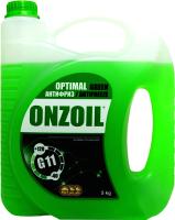 Антифриз Onzoil Green Optimal G11 (5кг, зеленый) -
