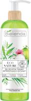 Гель для умывания Bielenda Eco Nature Кокосовая вода+Зеленый чай+Лемонграсс детокс (200г) -