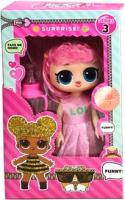 Кукла с аксессуарами Ausini LT718 -