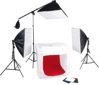 Комплект оборудования для фотостудии Falcon Eyes LFPB-3 LED Kit / 27826 -