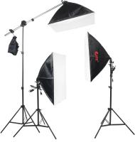 Комплект оборудования для фотостудии Falcon Eyes KeyLight 325 LED SB5070 Kit / 27650 -