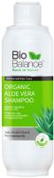 Шампунь для волос Bio Balance Органический с экстрактом алоэ-вера для сухих и ломких волос (330мл) -
