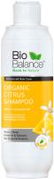 Шампунь для волос Bio Balance Органический с экстрактом цитруса для жирных волос (330мл) -