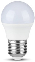 Лампа V-TAC 4 ВТ 320LM G45 Е27 2700К SKU-4160 -