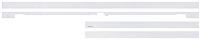 Дополнительная ТВ рамка Samsung VG-SCFM65WM -
