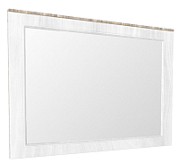 Зеркало Мебель-КМК Марсела 0648.7 (дуб юккон/дуб полярный) -