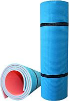 Туристический коврик Isolon Tourist Profi 8 (180x60, синий/красный) -