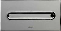 Кнопка для инсталляции Viega Visign for Style 11 597146 (нержавеющая сталь) -