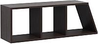 Полка Мебель-КМК Нирвана 0555.15 (дуб кентерберри т./камень серый) -