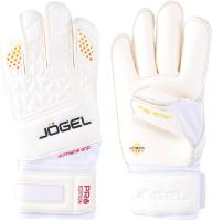 Перчатки вратарские Jogel Nigma Pro Edition Roll (белый, р-р 9.5) -