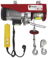 Таль электрическая Shtapler Стационарная PA 250/125кг / 3102 (6/12м) -