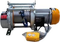 Лебедка электрическая Shtapler KCD 1000/500кг / 1554 (35/70м) -